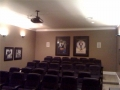 Media Room Projector installation