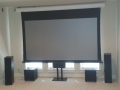 Media Room Installation - Austin