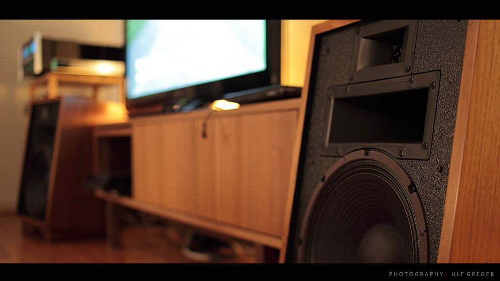 Klipsch Heritage Speaker picture